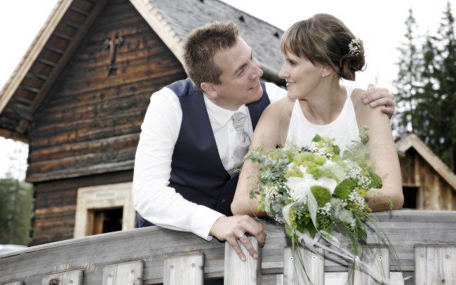 Heiraten auf der Ludlalm
